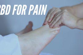 CBD for pain