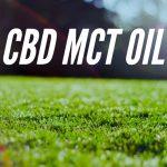 CBD MCT oil