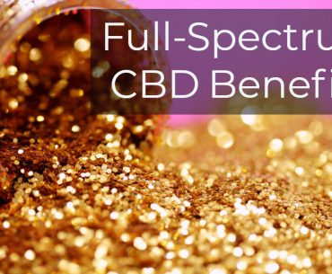Full spectrum CBD for fitness